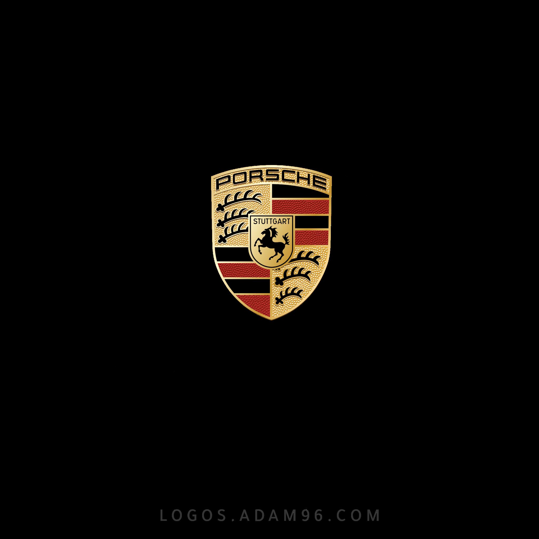 Download Logo Porsche PNG - Free Vector