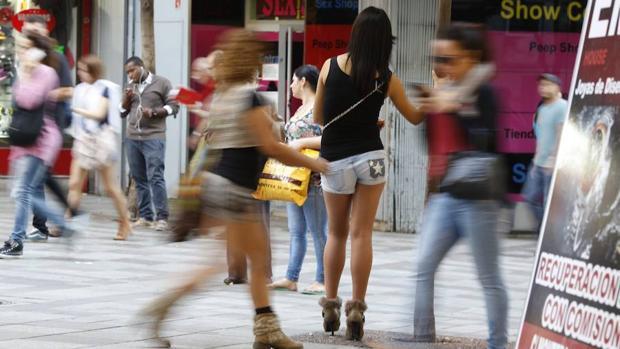 prostitutas chinas en madrid legalización prostitución españa
