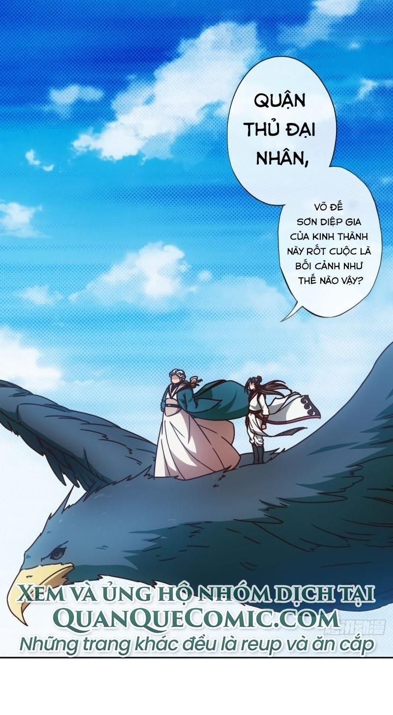 Hồng Thiên Thần Tôn chap 94 - Trang 8