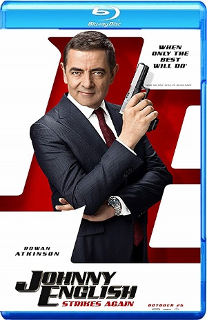 Johnny English Strikes Again 2018 BRRip BluRay 720p
