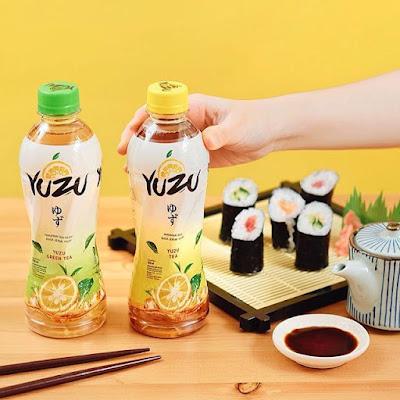 Minuman Yuzu Sehat Kini Hadir Di Indonesia