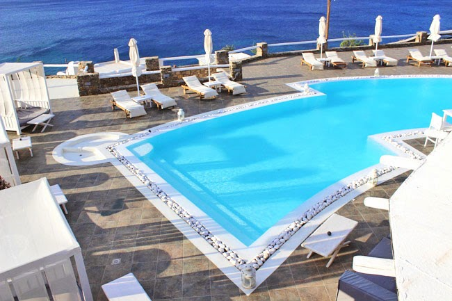 best Mykonos hotels, expensive Mykonos hotels