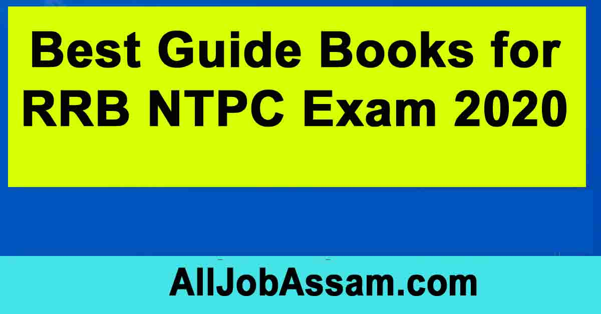 Best Guide Books for RRB NTPC Exam 2020