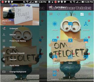 Download Kumpulan BBM MOD Om Telolet Om v3.2.0.6 APK