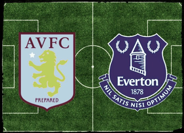 EPL: Aston Villa To Face Everton
