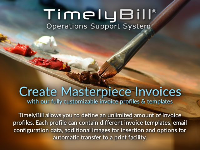 Telecom invoice management