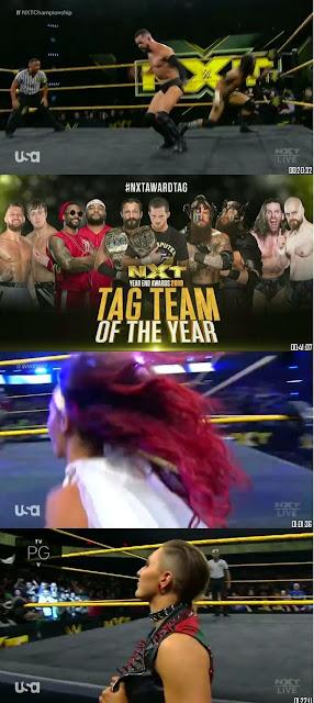 WWE NXT 18th December 2019 Full Episode Download 300mb HD || 7starhd