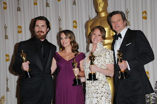 Academy Awards 2011: 'The King's Speech wins the night