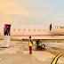 Regina Daniels congratulate her Husband Ned Nwoko as he acquires a new Private Jet