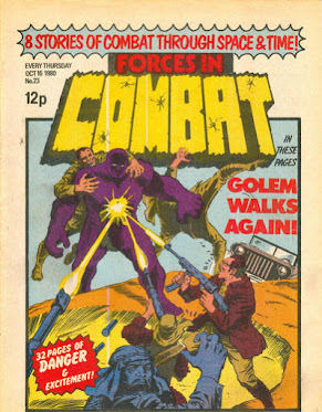 Forces in Combat #23, The Golem