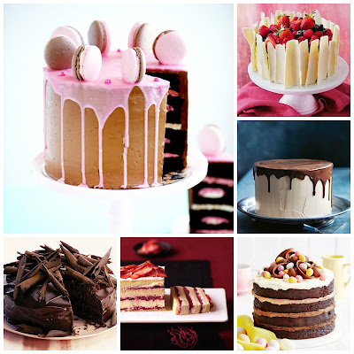 image 6 ultimate cake recipes macaron chocolate layer cake tutorial diy recipe
