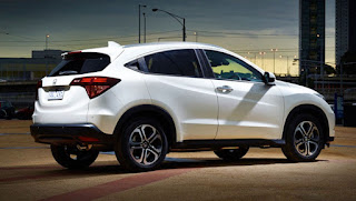harga dan spesifikasi mobil honda hrv 2015