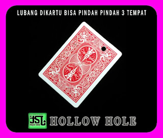 TOKO SULAP JOGJA Hollow Hole MAGIC
