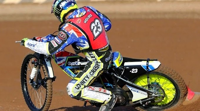 Darcy Ward Benefit Meeting -  Chris Holder nyerte meg !