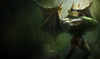 Commando Galio Skin Wallpaper