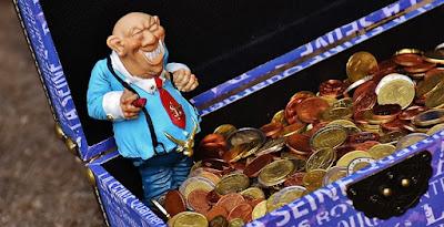 membuang keserakahan trading; menghilangkan rasa serakah dalam trading;