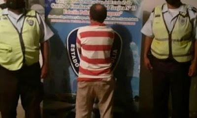 Detenidos en Zulia