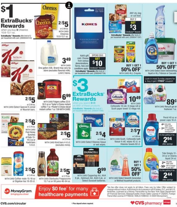 CVS Weekly Ad Preview 1/19-1/25 Page-12