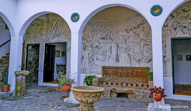 Museu Luís Alberto Acuña - Villa de Leyva, Colômbia