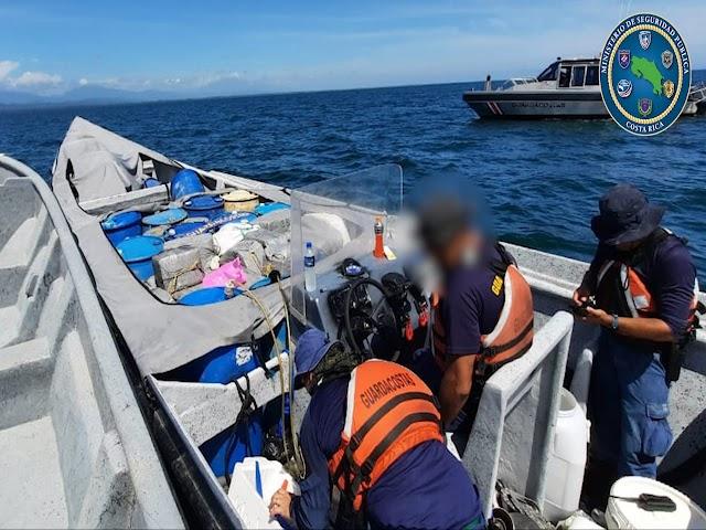 3.4 toneladas de aparente droga quitadas al narcotráfico este viernes
