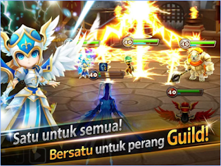 Summoners War Sky Arena Apk MOD - Free Download Android Game
