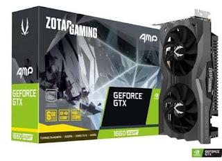 Zotac Geforce GTX 1660 super 6gb ddr6