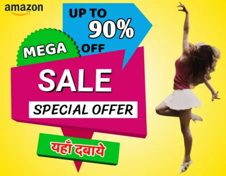 Amazon Mega Sale Special Offer Online Shopping