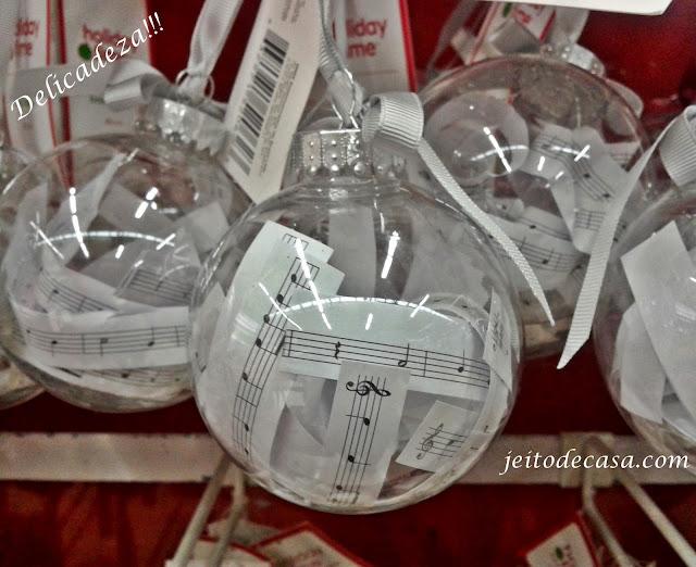 bolas decorativas transparentes para arvore de atal
