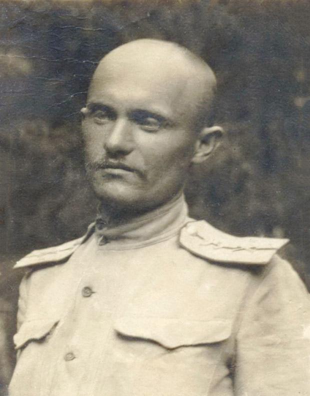 Батько Аріадни Шум-Стебельської Арсен Шумовський