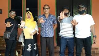 Hasmiati S.Ag Ketua Baru LPAI Kab Oku