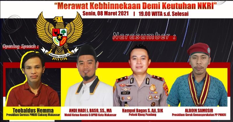 Perkuat Nilai Kebinekaan, PMKRI Makassar Gelar Dialog Kebangsaan