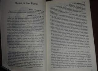 Primeras páginas de Diario de Ana Frank [PubliMexi]