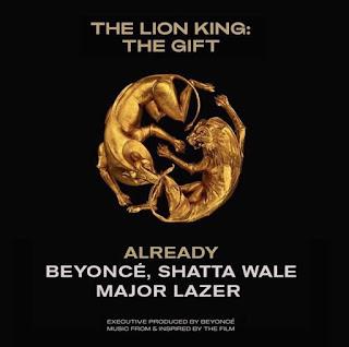 Beyoncé ft Shatta Wale x Major Lazer - Already ( Audio MP3 + Lyrics)