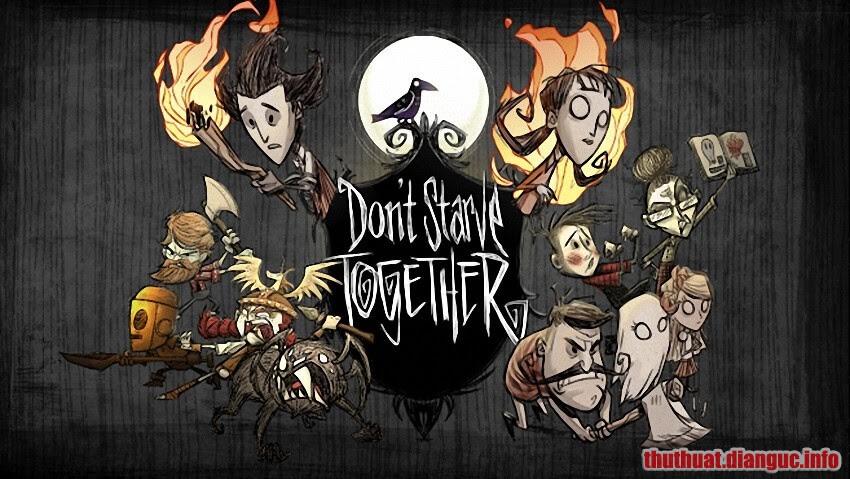 Download Game Don't Starve Together Full Crack