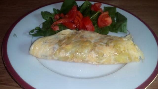 Tortillas-omelete