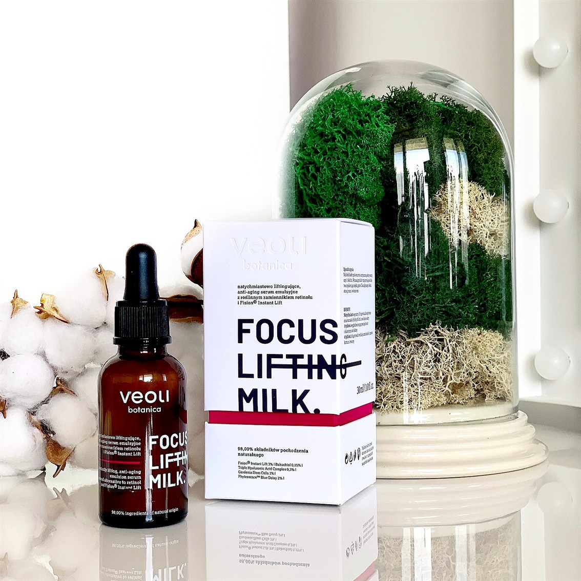 Veoli Botanica Focus Lifting Milk