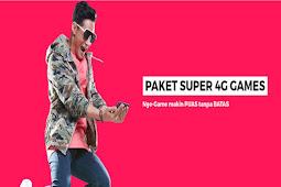 Keuntungan Berlangganan Paket Super 4G Games