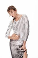 Karlie Kloss for Mango April 2016 Campaign