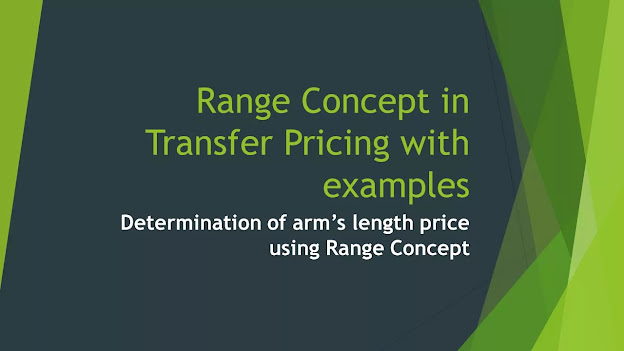 Range Concept in Transfer Pricing