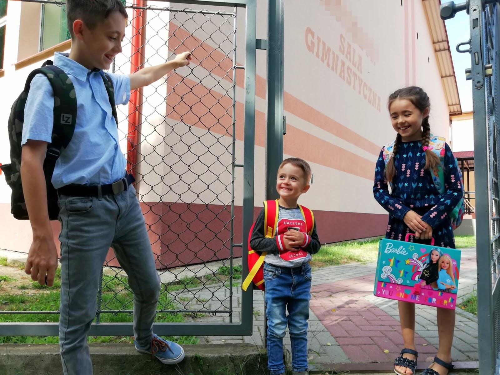 Back to school - czyli kompletujemy wyprawkę z St.Majewski