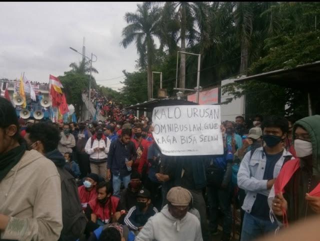 Politisi PDIP Tuding SBY Tunggangi Aksi Tolak UU Ciptaker, Pengamat : Tuduhan Tidak Konstruktif