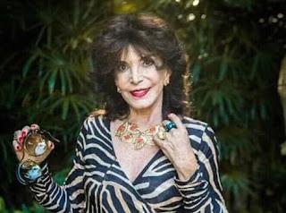 Atriz Lady Francisco morre no Rio de Janeiro aos 84 anos.