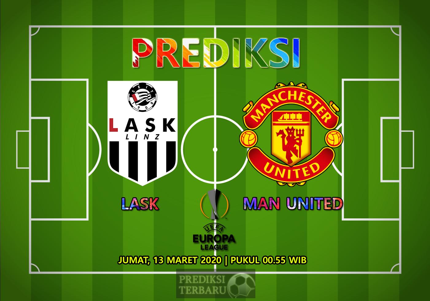 Prediksi LASK Vs Manchester United Jumat 13 Maret