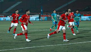 الدوري المصري. الأهلي يبدأ حملة الـ43 بثلاثية في المقاصة