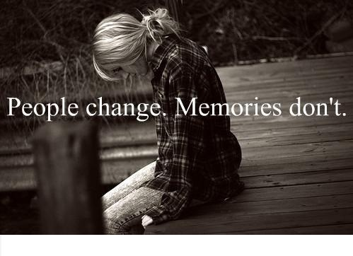 people change memories dont