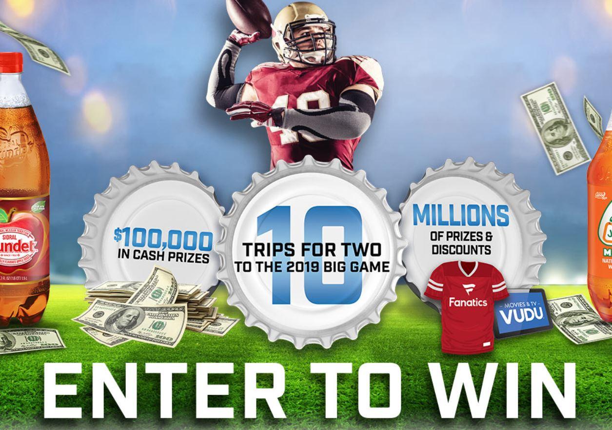 Novamex Cash Jackpot Instant Win Giveaway - 2,500 Winners