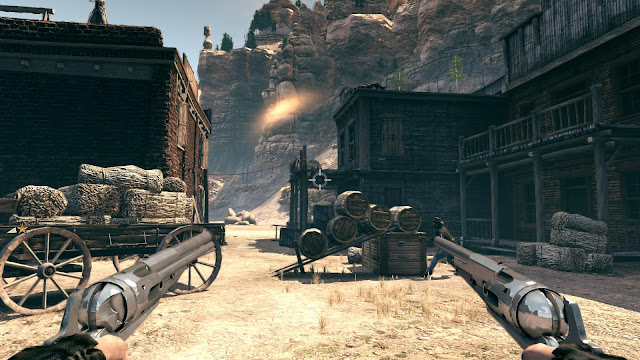 Call Of Juarez Bound In Blood - Xbox 360 - Multi5 - Captura 3