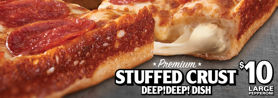 Stuffed Crust Pizza Villa Rica Ga