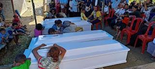 Kejadian Tragis di Sigi, Mari Doakan Saudara Seiman Kita