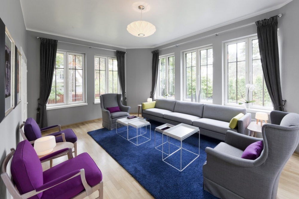 relaxing living room colors | Americanwarmoms.org